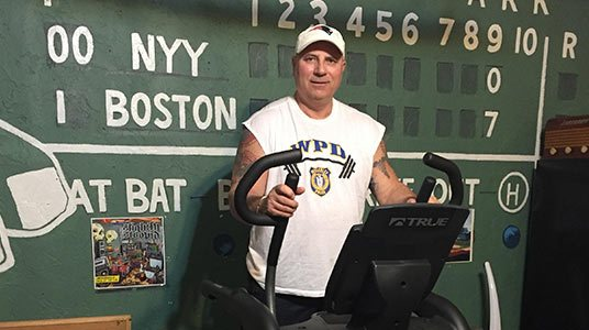 Vietnam Veteran Uses Exercise to Facilitate Recovery