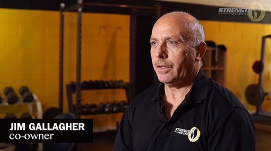 Jim Gallagher Personal Trainer