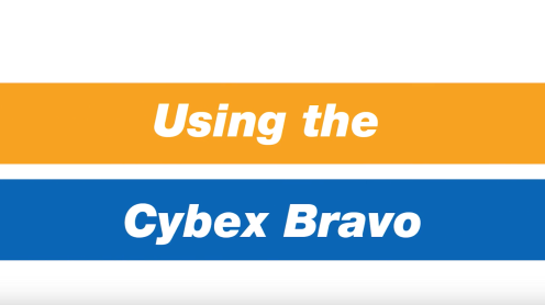 Cybex Bravo Product Demonstration