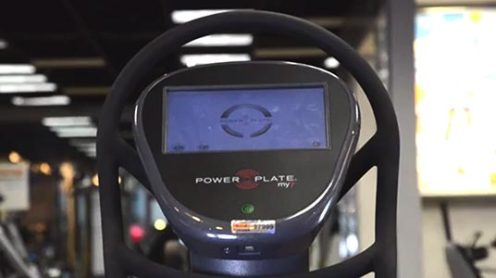 Power Plate Product Demonstration