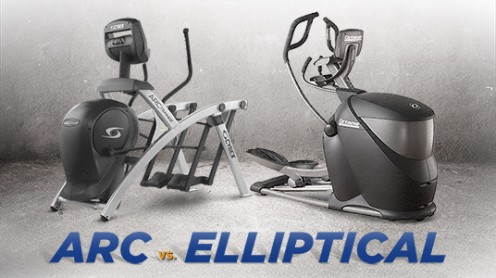 Arc vs Elliptical vs Zero Runner