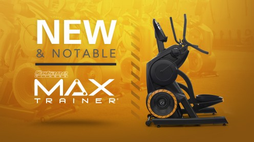 Max Trainer new and notable equipment