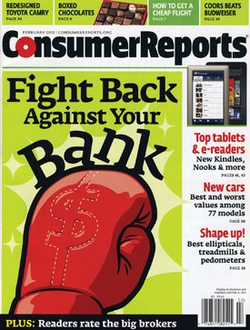 Cover of Consumer Reports