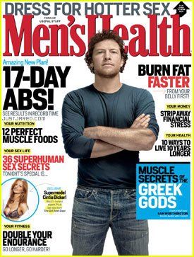 Cover of Men's Health Test
