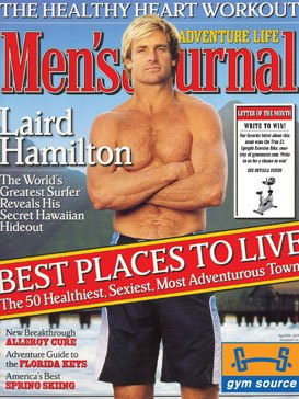 Cover of Men's Journal