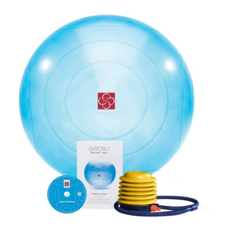 Bosu Weighted Stability Ball