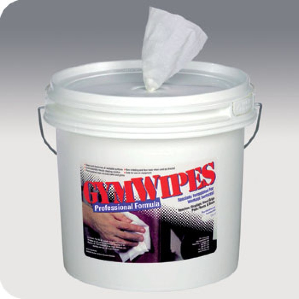 Fitness Equipment Wipes: 2XL Corp GymWipes Professional Bucket (case Of 2)