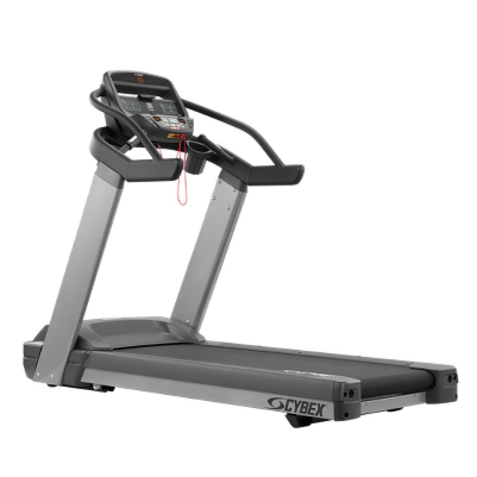 Cybex Treadmill Images: Stay Motivated On Cybex 525T Treadmill