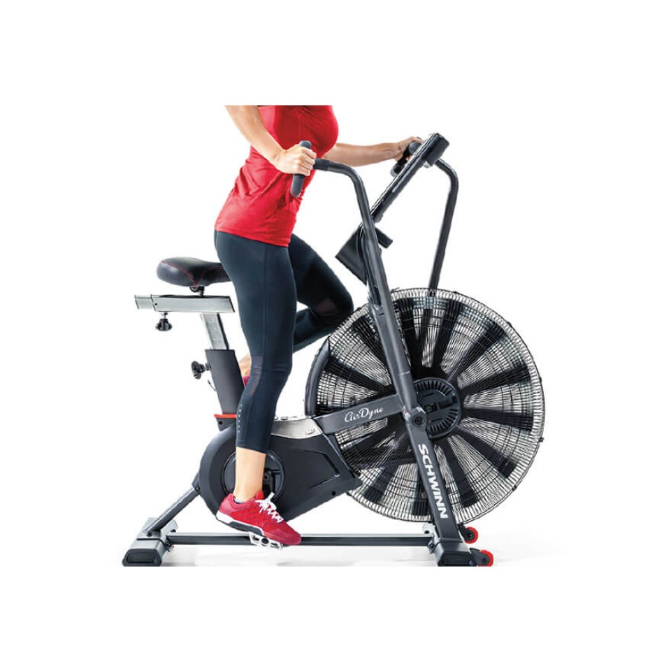 Compact Stationary Bike Airdyne