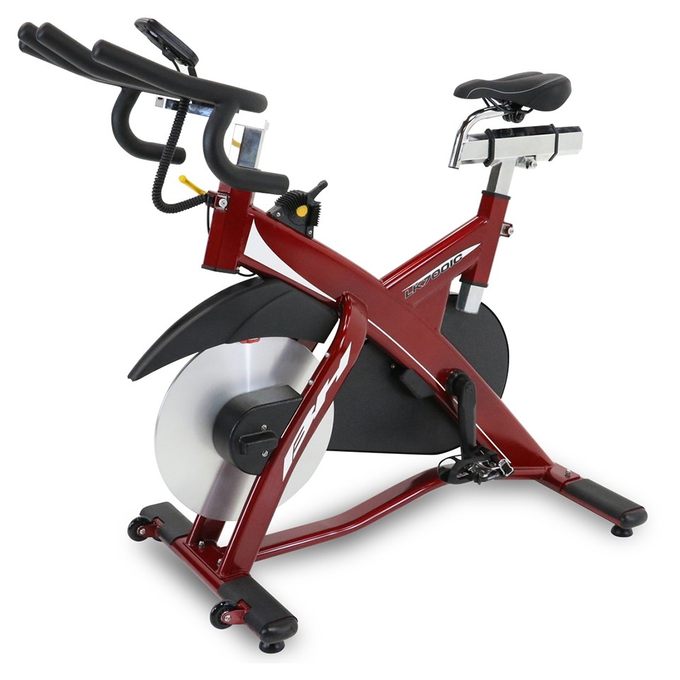 BH Fitness LK700IC Indoor Cycle Left View