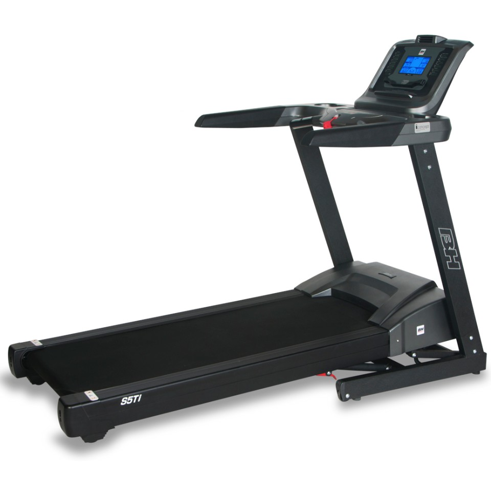 s5Ti Folding Treadmill from BH