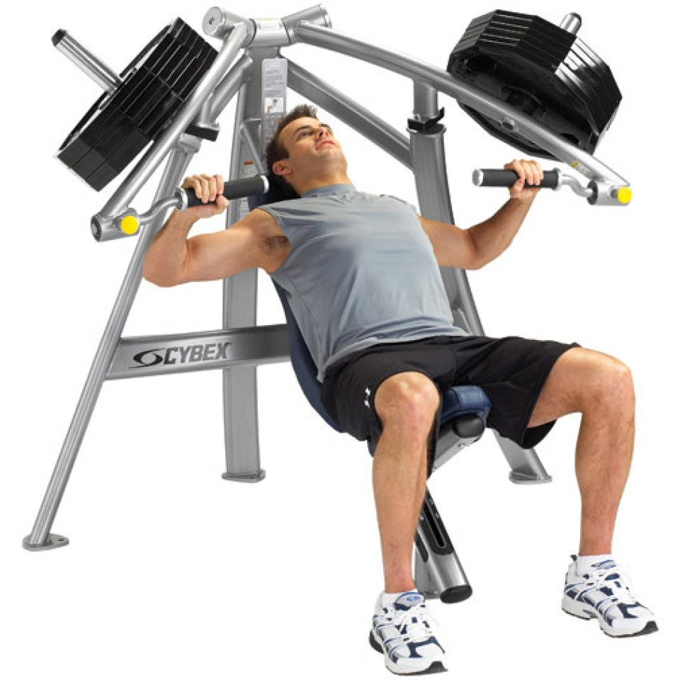 Image result for Machine Chest Press