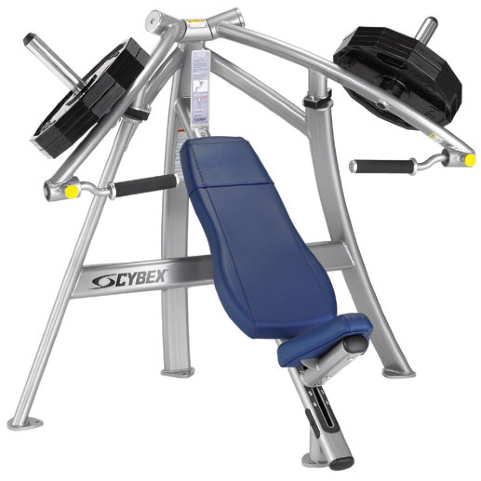 Cybex Fitness Machine Chest Press