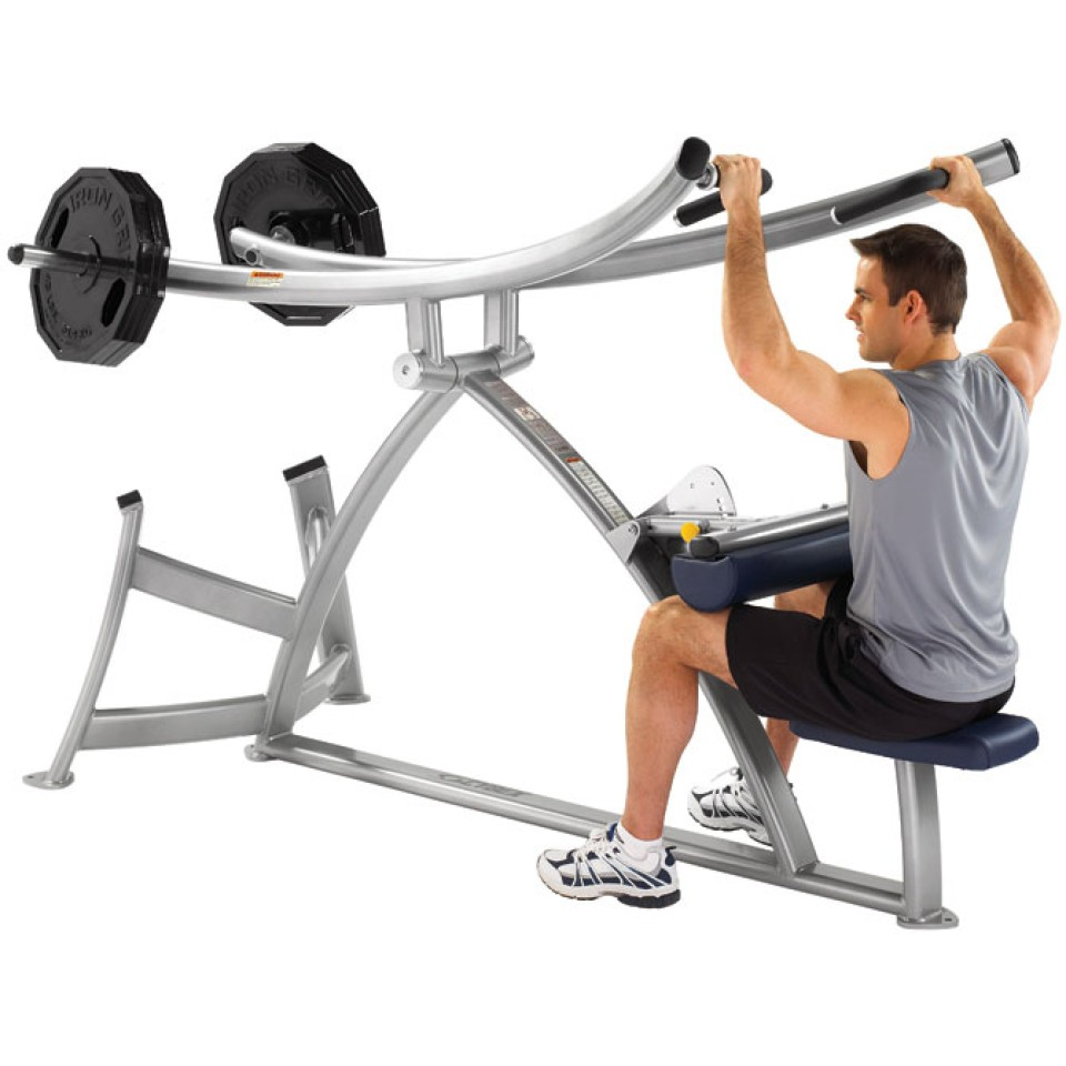 Cybex Diverging Lat Pull