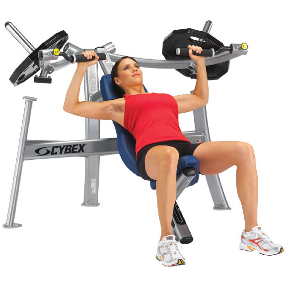Cybex's Incline Press