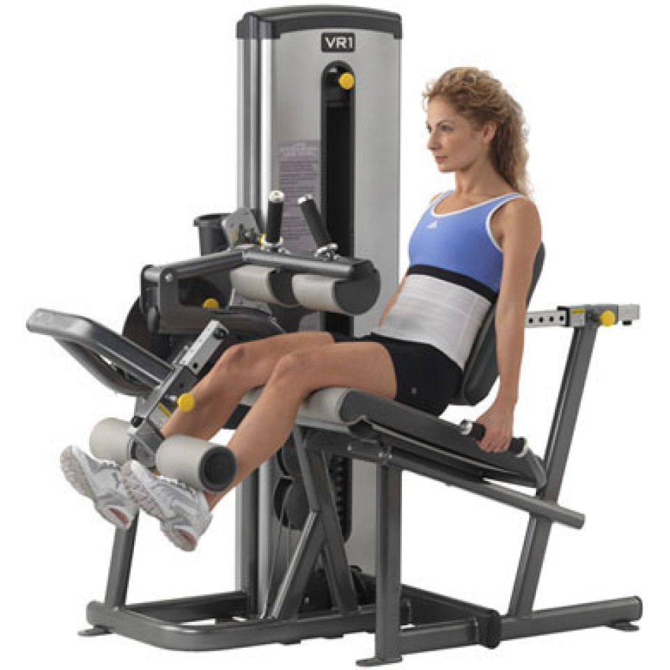 Dual Leg Extension Leg Curl from Cybex