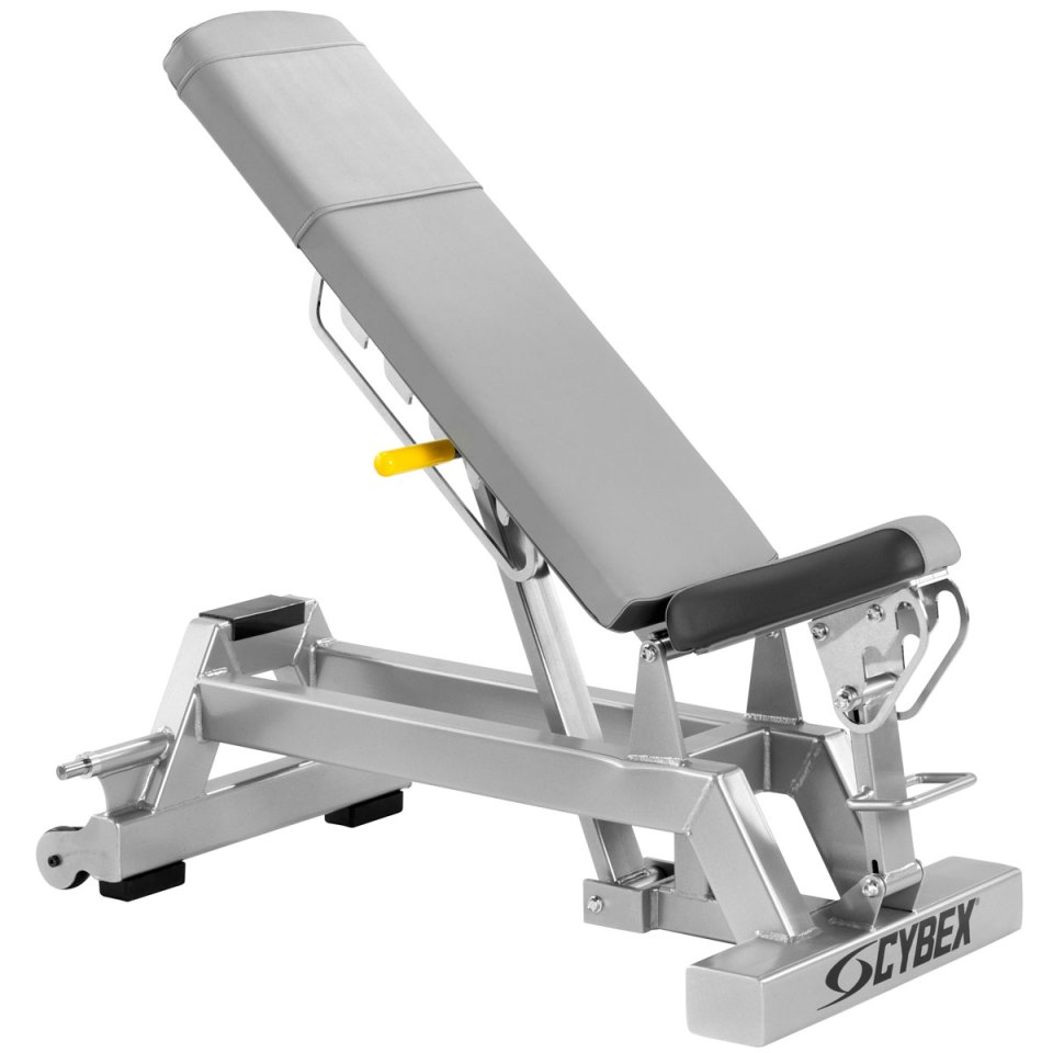 Commerical Adjustable Locking Bench from Cybex