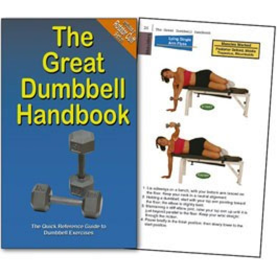 Dumbbell Fitness Book