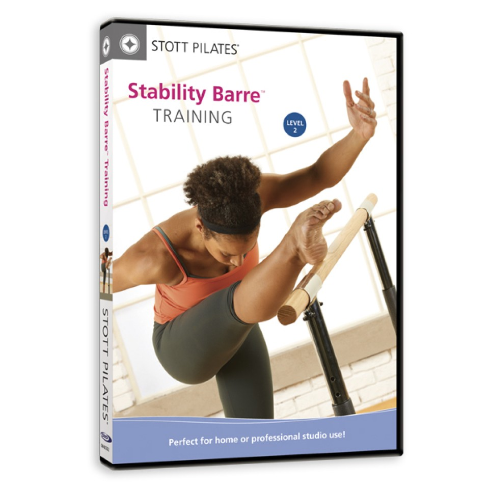 Merrithew's Stability Barre Training Workout Video