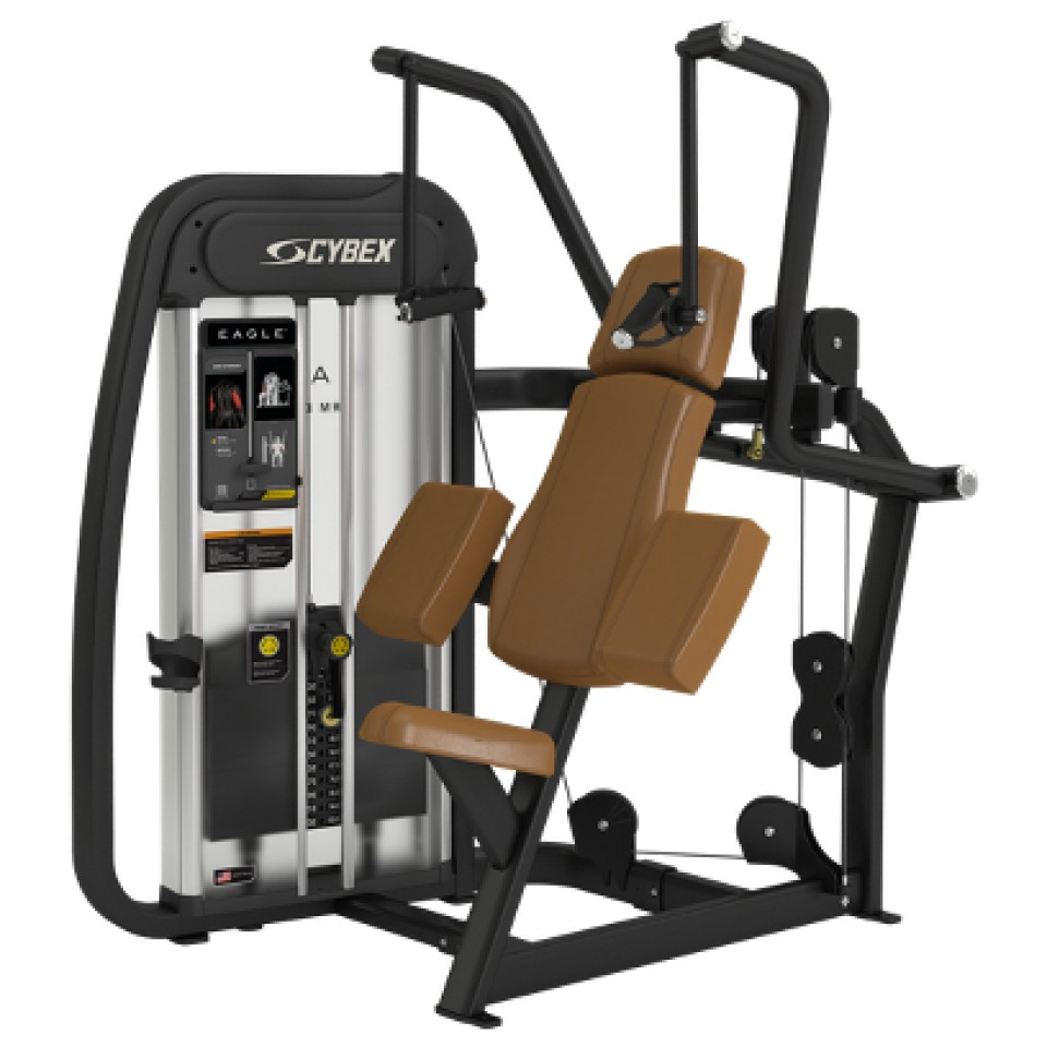 Cybex's Eagle NX Arm Extension Machine