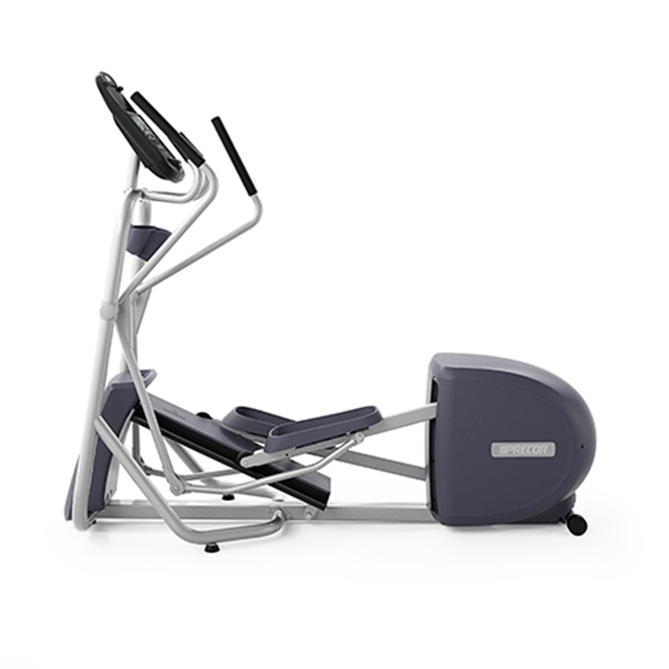 Side view of Precor EFX 245 Fitness Cross Trainer