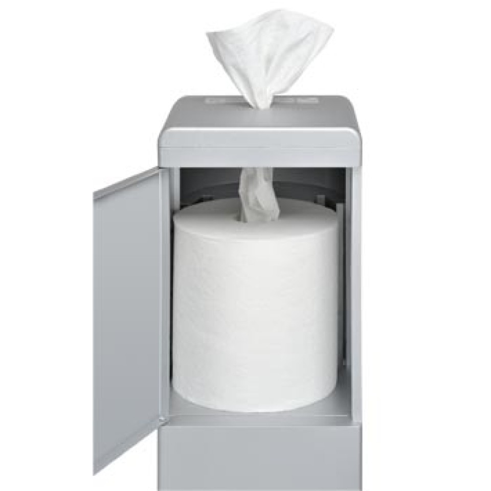 Dry Gym Towels from the Cleaning Station