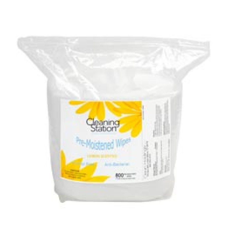 The Cleaning Station Fitness Wipes