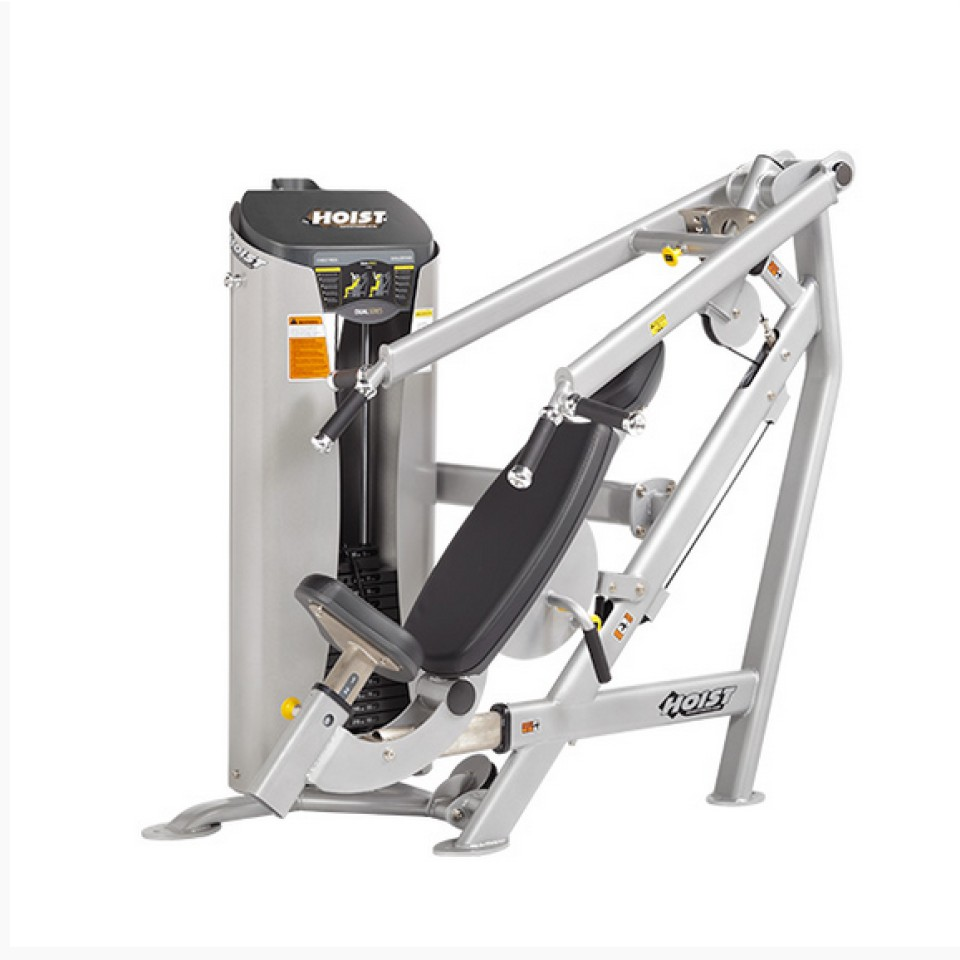 Hoist HD-3300 Chest Press/Shoulder Raise
