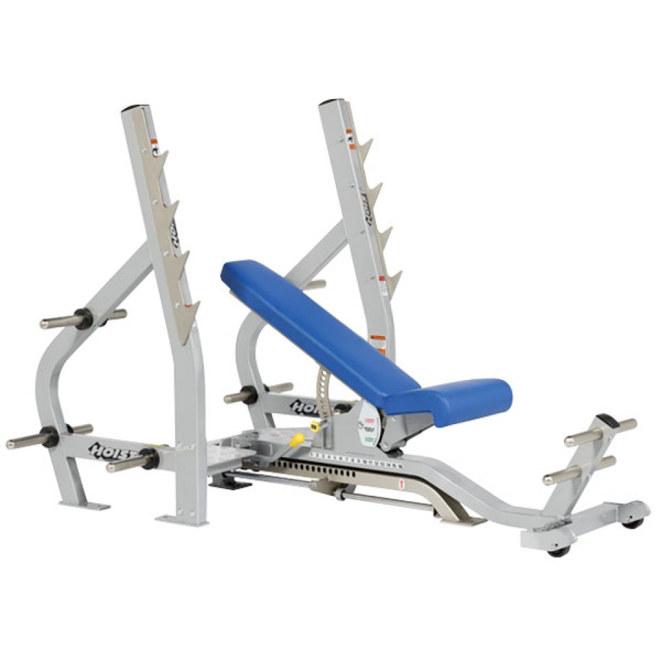 3 Way Olympic Bench from Hoist