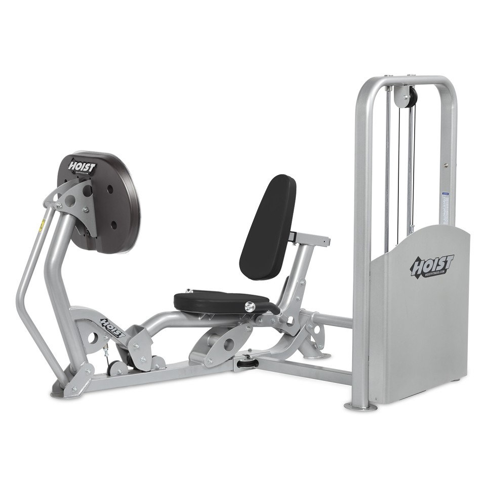 Hoist HV Ride Freestanding Leg Press Angle