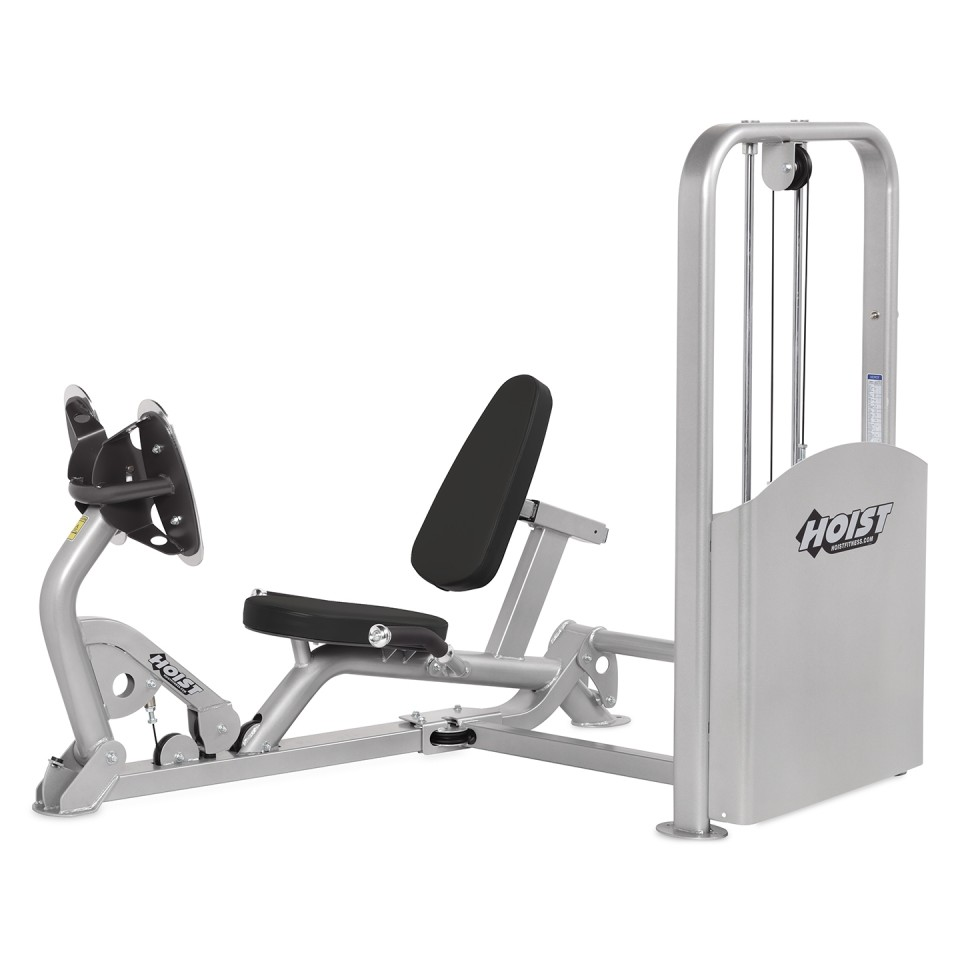 Hoist HV Stationary Freestanding Leg Press Angle