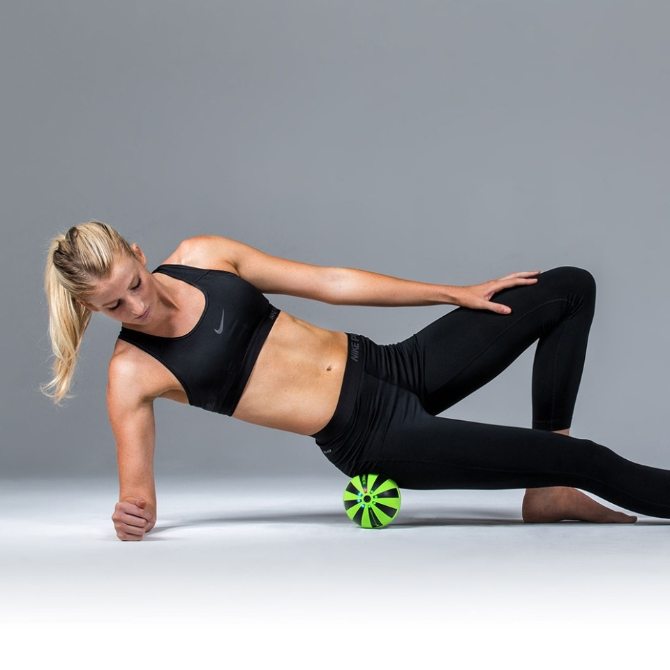Hypersphere Vibration Training