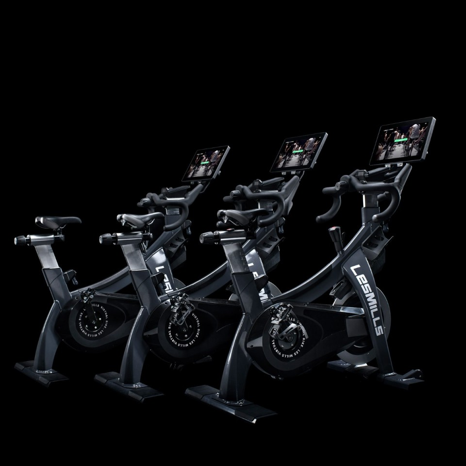 Stages Les Mills Virtual Bike - Group