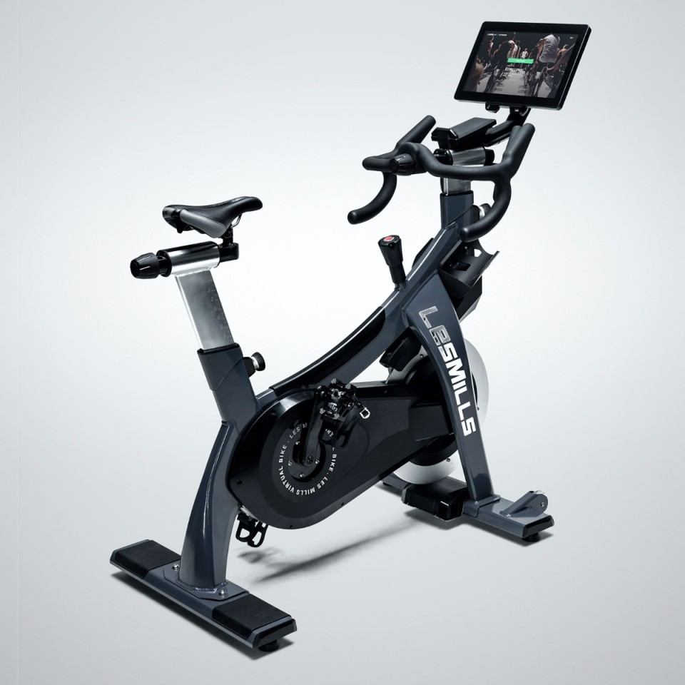 Fitness Equipment Services: Stages Les Mills Virtual Bike