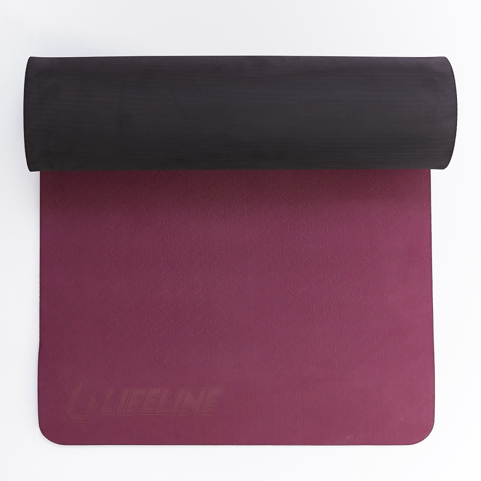 Lifeline Professional Training Mat - Rolled