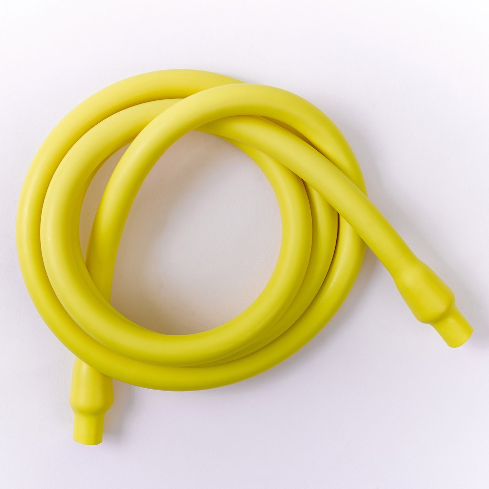 Lifeline Resistance Cable 5' - R7 Yellow 70 lb