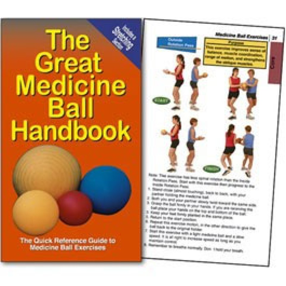 The Great Medicine Ball Book