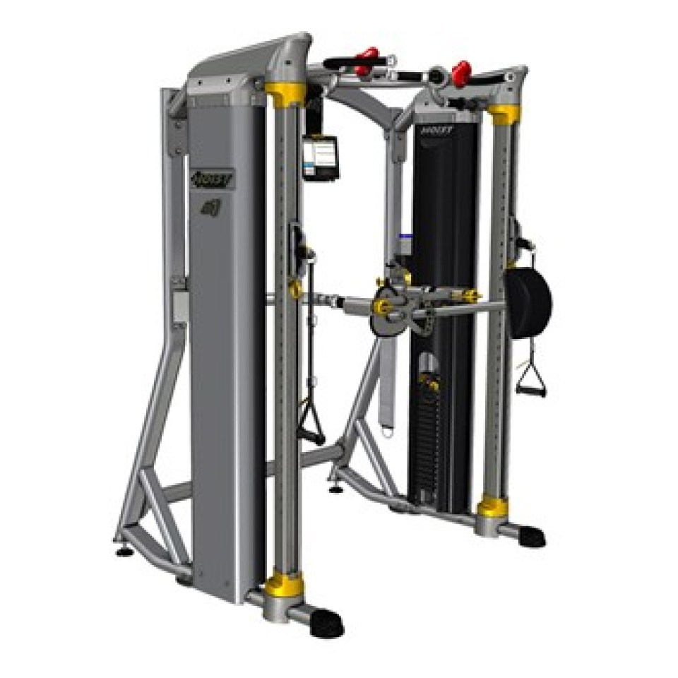 Hoist Mi7 Smith Functional Trainer