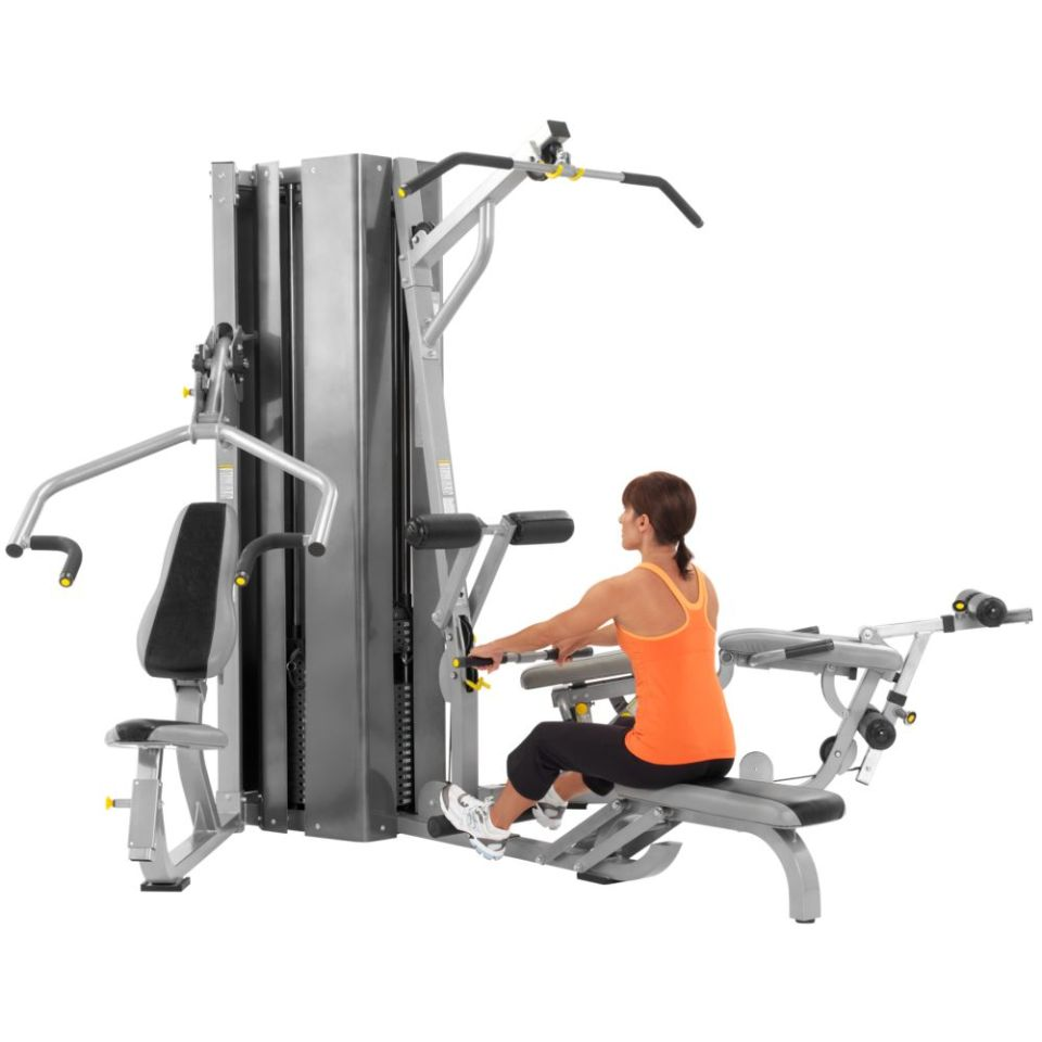 MG 525 Low Row from Cybex