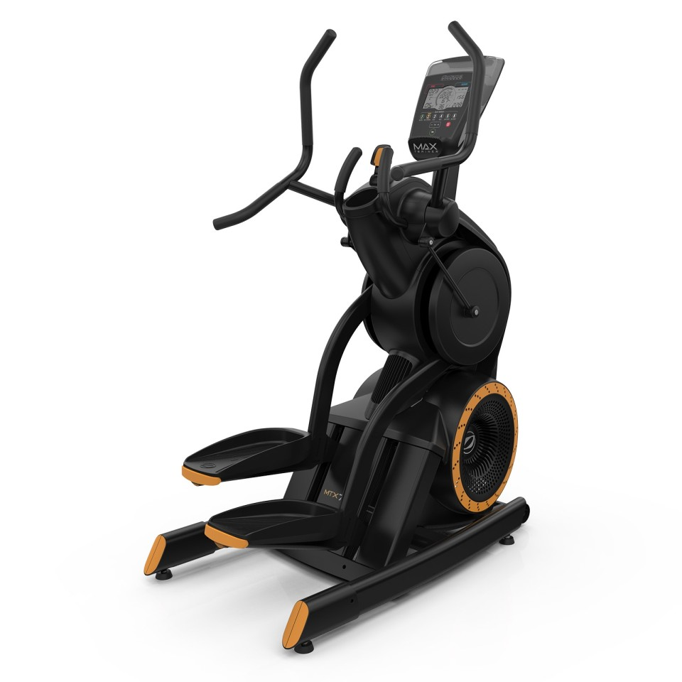 Octane Max Trainer - 3/4 Back Right