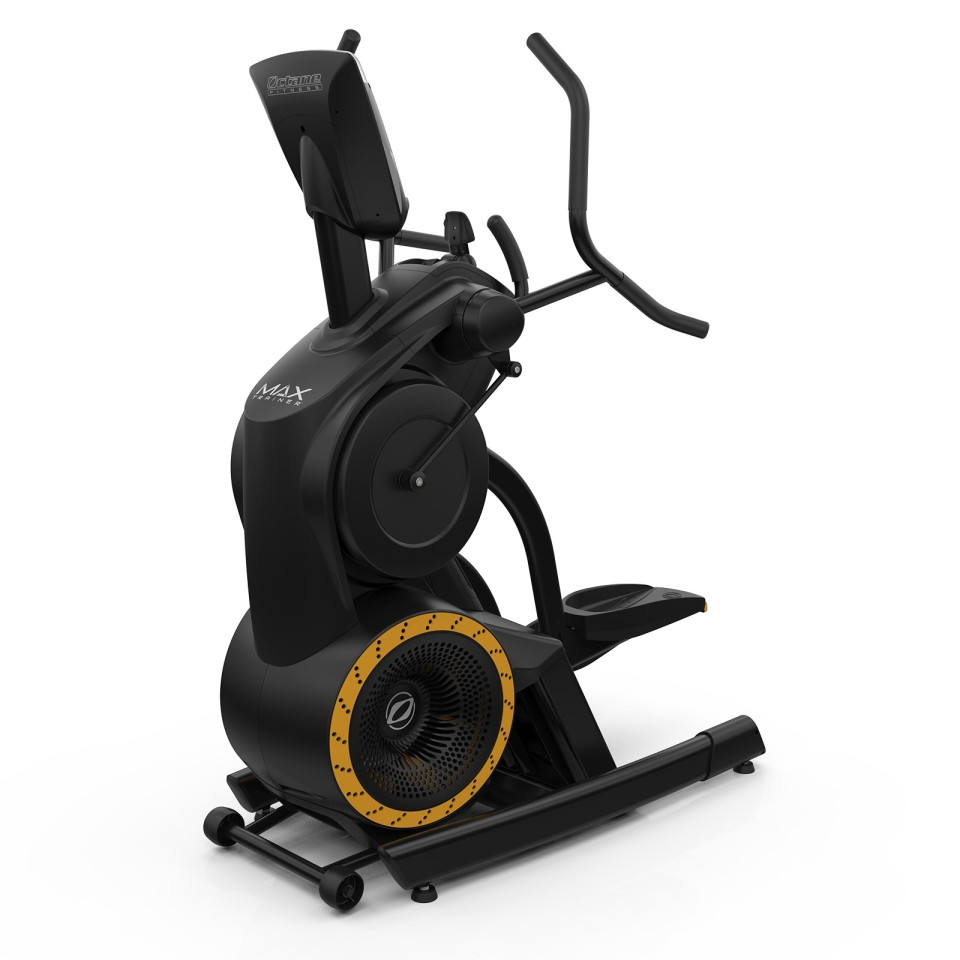 Octane Max Trainer - 3/4 Front Left