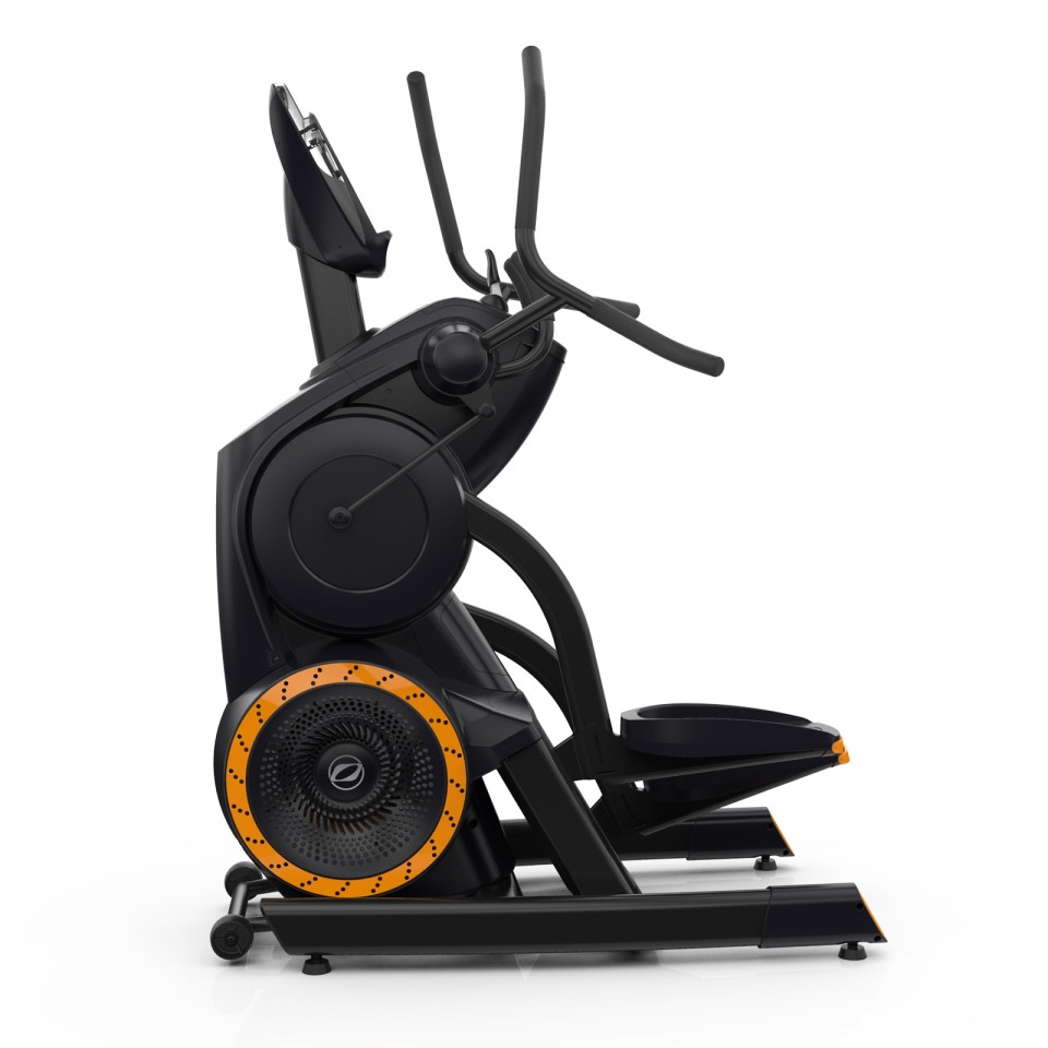 Octane Max Trainer - Left Side