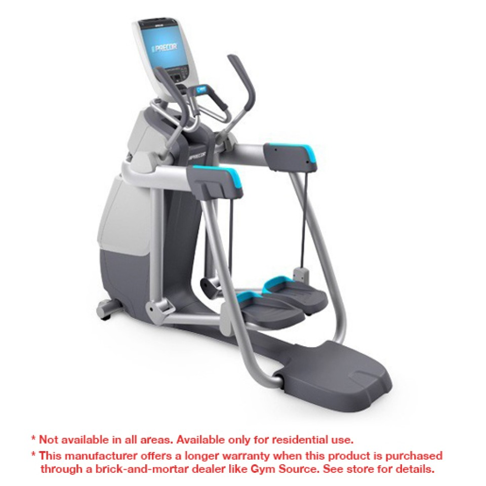 Image of Precor AMT® 885 with Open Stride™ Adaptive Motion Trainer®