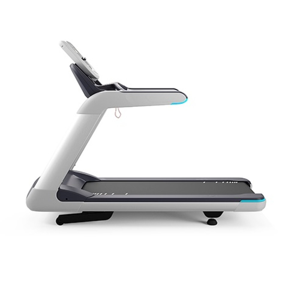 Precor® TRM 835 Treadmill Side View