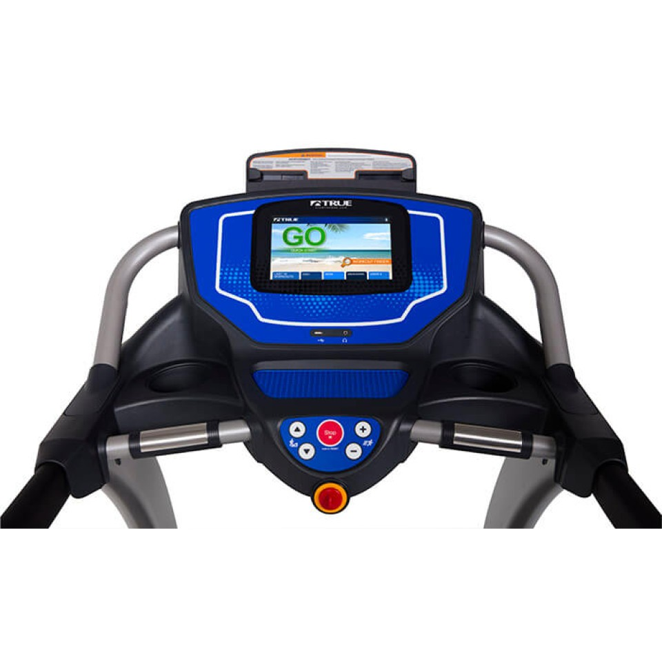 True Fitness PS800 Console