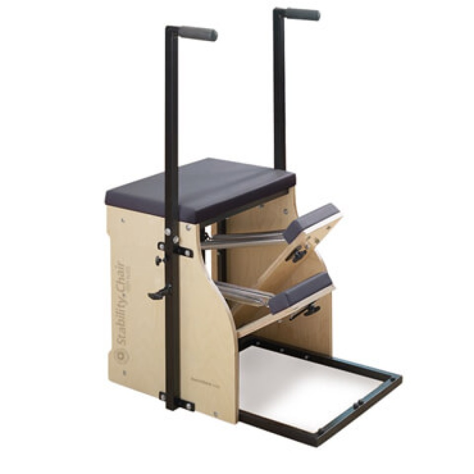 MERRITHEW™ Split-Pedal Stability Chair™ (with handles)