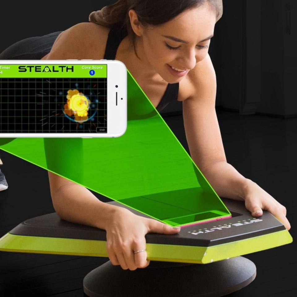 Stealth Interactive Core Trainer