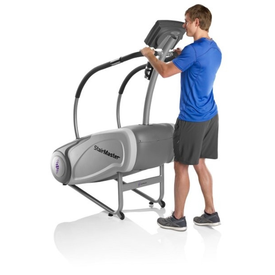 Stairmaster StepMill 3 - Portability
