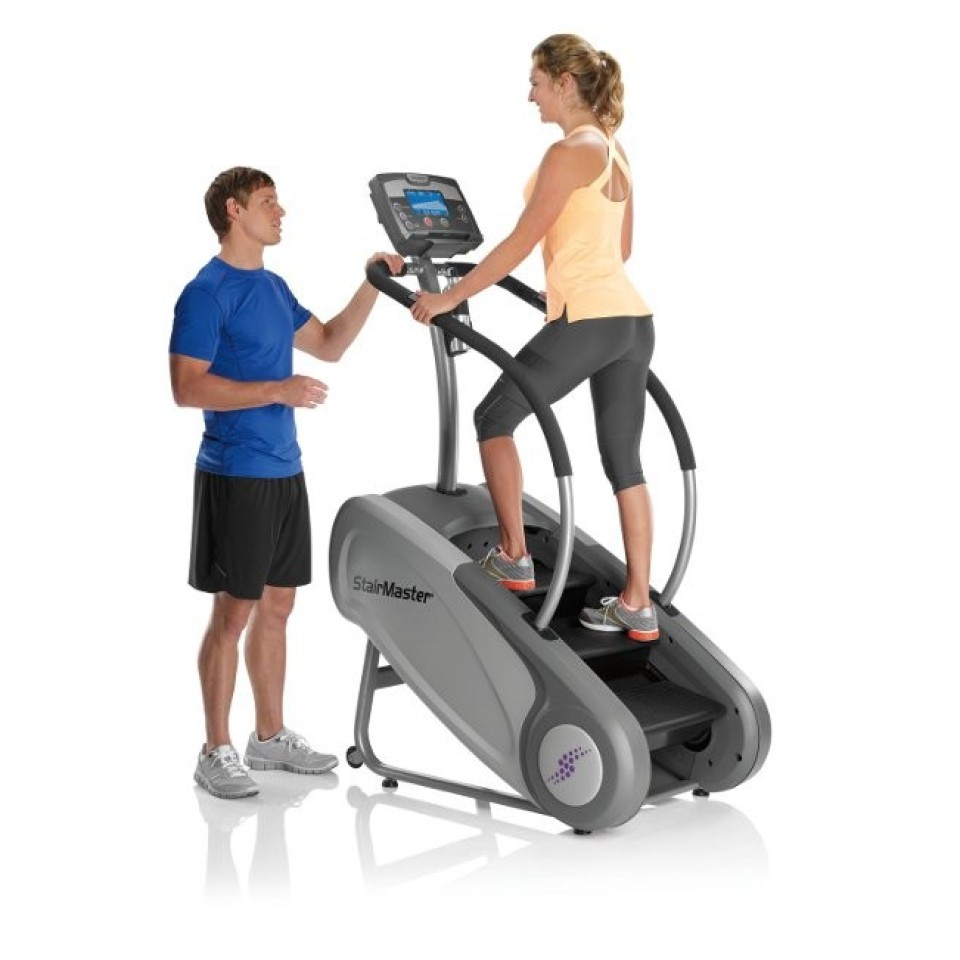 Stairmaster StepMill 3 - Working Out