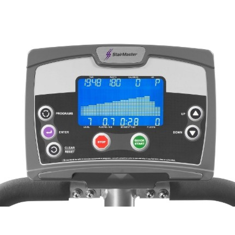 Stairmaster StepMill 3 - Console